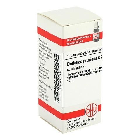 DOLICHOS PRURIENS C 30 Globuli 10 Gramm N1