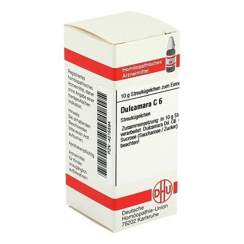DULCAMARA C 6 Globuli 10 Gramm N1