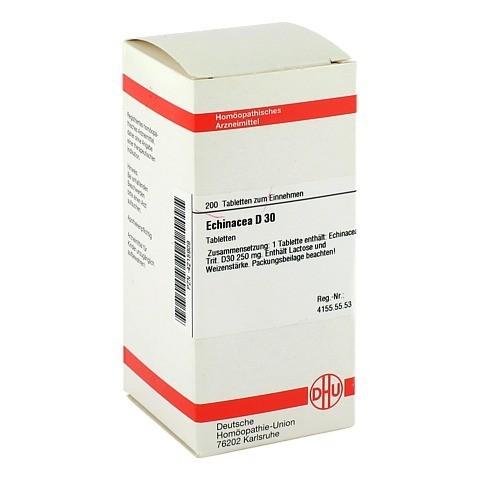 ECHINACEA HAB D 30 Tabletten 200 Stück