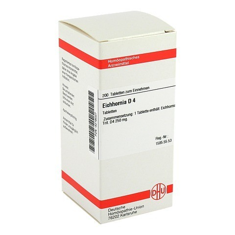 EICHHORNIA D 4 Tabletten 200 Stück N2