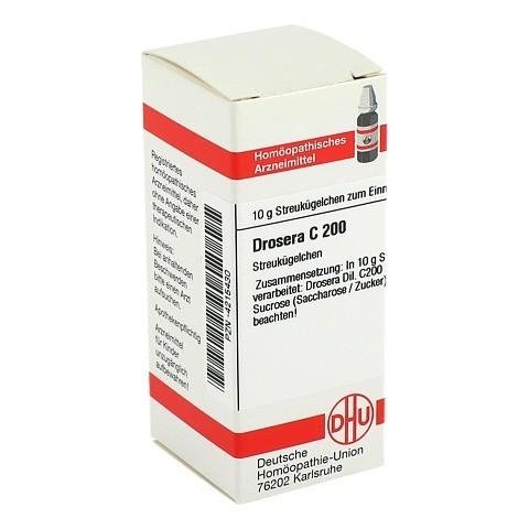 DROSERA C 200 Globuli 10 Gramm N1