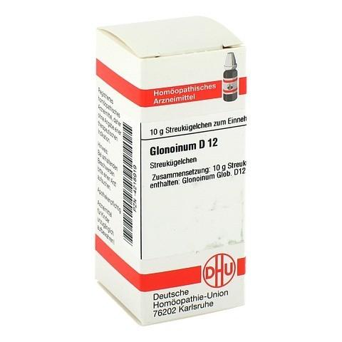 GLONOINUM D 12 Globuli 10 Gramm N1