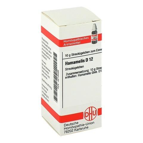 HAMAMELIS D 12 Globuli 10 Gramm N1