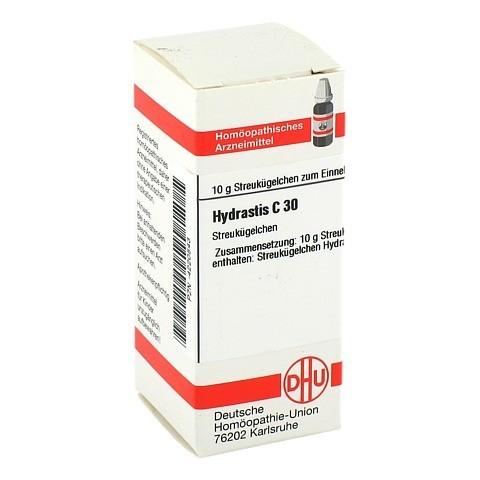 HYDRASTIS C 30 Globuli 10 Gramm N1