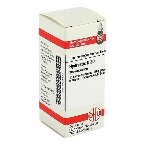HYDRASTIS D 30 Globuli 10 Gramm N1