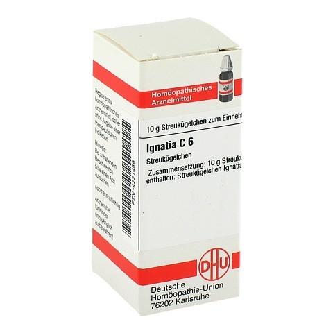 IGNATIA C 6 Globuli 10 Gramm N1
