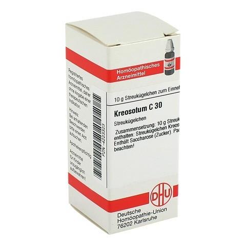 KREOSOTUM C 30 Globuli 10 Gramm N1