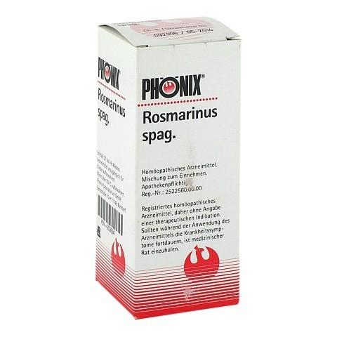 PHÖNIX ROSMARINUS spag. Tropfen 100 Milliliter N2
