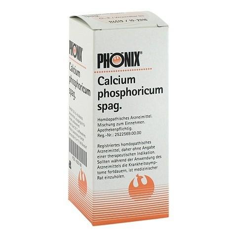 PHÖNIX CALCIUM phosphoricum spag.Tropfen 100 Milliliter N2