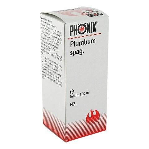 PHÖNIX PLUMBUM spag. Tropfen 100 Milliliter N2