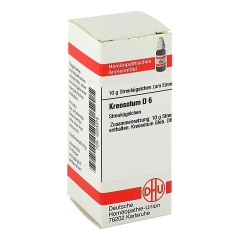 KREOSOTUM D 6 Globuli 10 Gramm N1