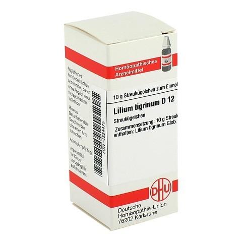 LILIUM TIGRINUM D 12 Globuli 10 Gramm N1