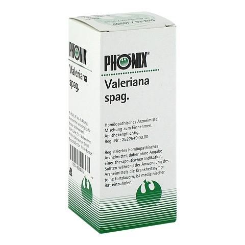 PHÖNIX VALERIANA spag.Tropfen 100 Milliliter N2