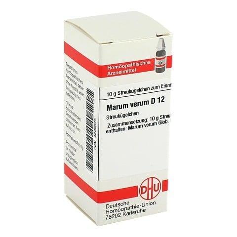 MARUM verum D 12 Globuli 10 Gramm N1