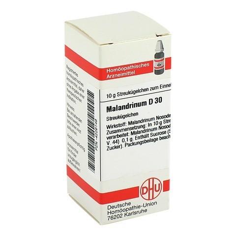 MALANDRINUM D 30 Globuli 10 Gramm N1