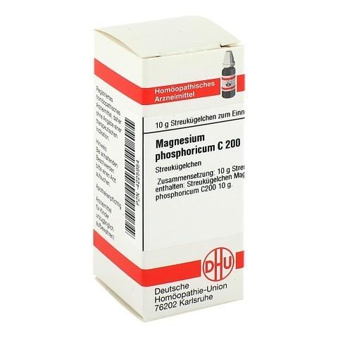 MAGNESIUM PHOSPHORICUM C 200 Globuli 10 Gramm N1