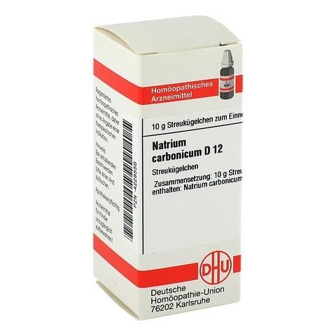 NATRIUM CARBONICUM D 12 Globuli 10 Gramm N1