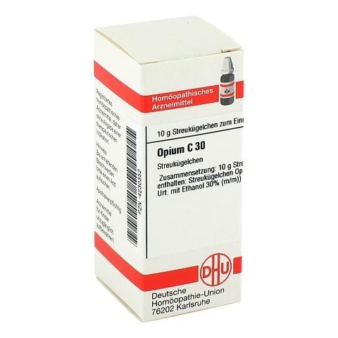 OPIUM C 30 Globuli 10 Gramm N1
