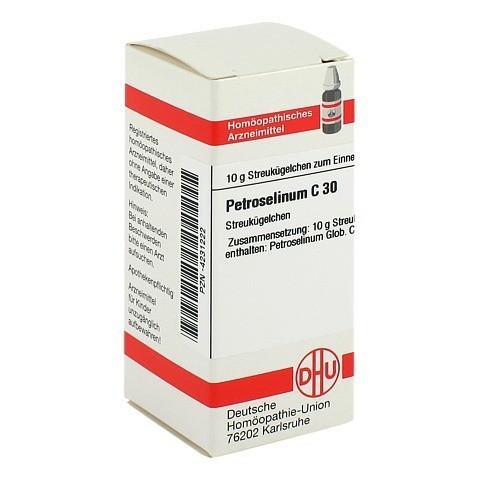 PETROSELINUM C 30 Globuli 10 Gramm N1
