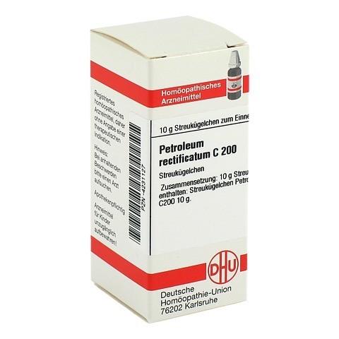 PETROLEUM RECTIFICATUM C 200 Globuli 10 Gramm N1