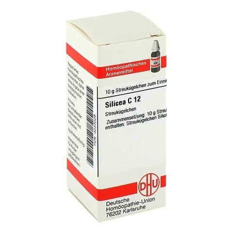 SILICEA C 12 Globuli 10 Gramm N1