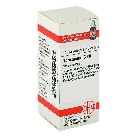 TARAXACUM C 30 Globuli 10 Gramm N1
