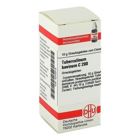 TUBERCULINUM BOVINUM C 200 Globuli 10 Gramm N1