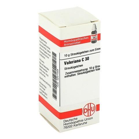 VALERIANA C 30 Globuli 10 Gramm N1