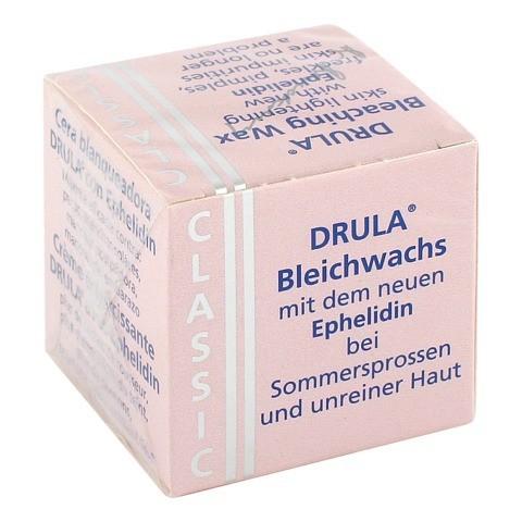 DRULA Classic Bleichwachs Creme 30 Milliliter
