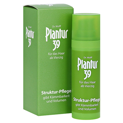 PLANTUR 39 Struktur-Pflege Emulsion 30 Milliliter
