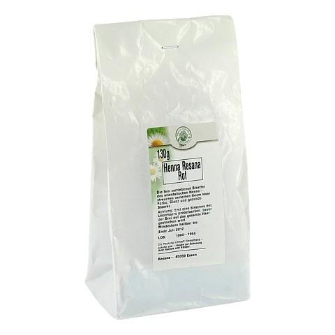 HENNA rot Resana Pulver 130 Gramm