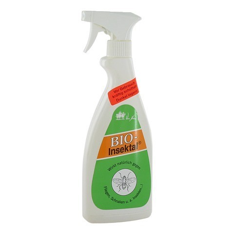 BIO INSEKTAL Spray 500 Milliliter
