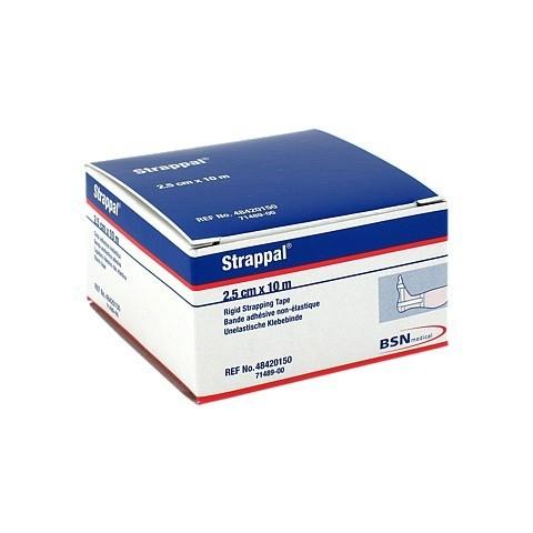 STRAPPAL Tapeverband 2,5 cmx10 m 1 Stück