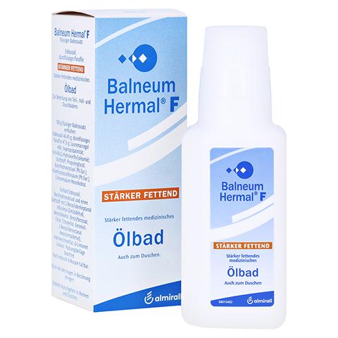 BALNEUM Hermal F flüssiger Badezusatz 200 Milliliter N1