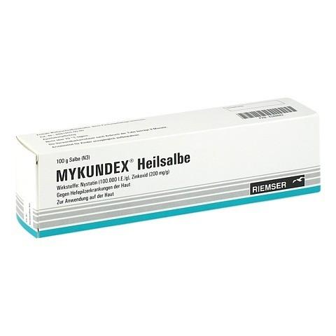 Mykundex Heilsalbe 100 Gramm N3