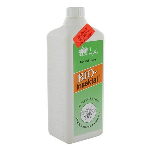 BIO INSEKTAL Spray Nachfüllg. 1000 Milliliter