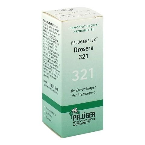 PFLÜGERPLEX Drosera 321 Tabletten 100 Stück N1