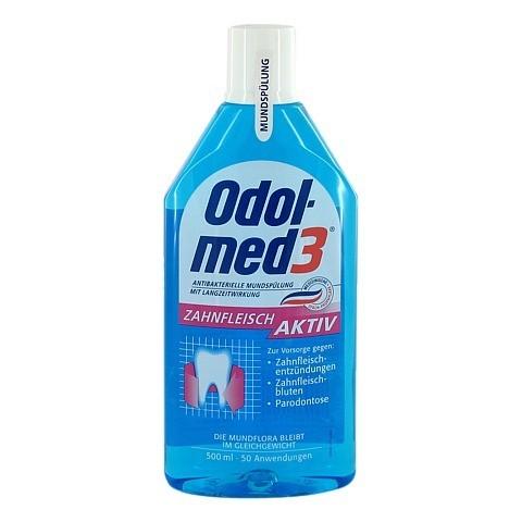 Odol-med Zahnfleisch aktiv 500 Milliliter