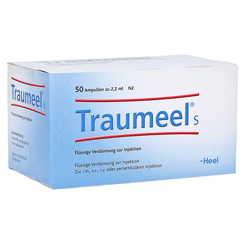 TRAUMEEL S Ampullen 50 Stück N2
