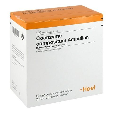 COENZYME COMPOSITUM Ampullen 100 Stück