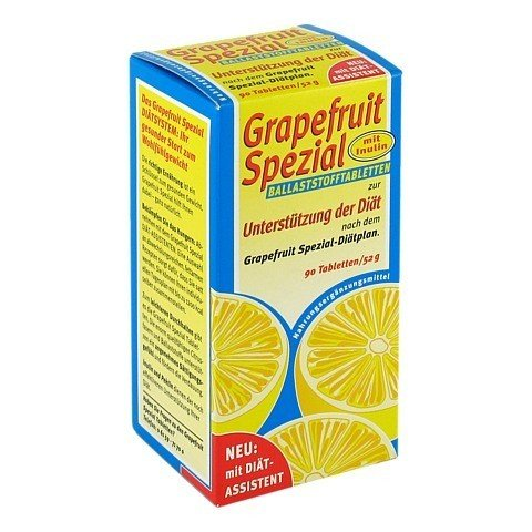GRAPEFRUIT SPEZIAL Diätsystem Tabletten 90 Stück