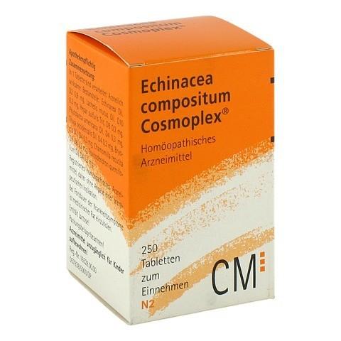 ECHINACEA COMPOSITUM COSMOPLEX Tabletten 250 Stück N2