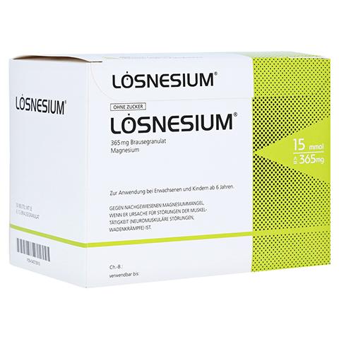 Lösnesium Brausegranulat 50 Stück N2