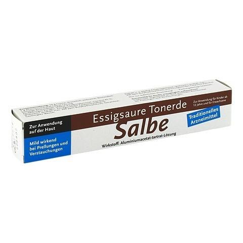 ESSIGSAURE TONERDE Salbe Creme 50 Gramm N1