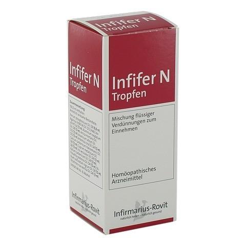 INFIFER N Tropfen 100 Milliliter N2
