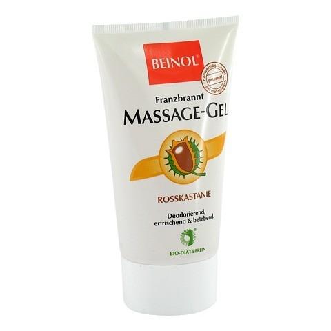 BEINOL Franzbranntwein Massage Rosskastanie Gel 150 Milliliter