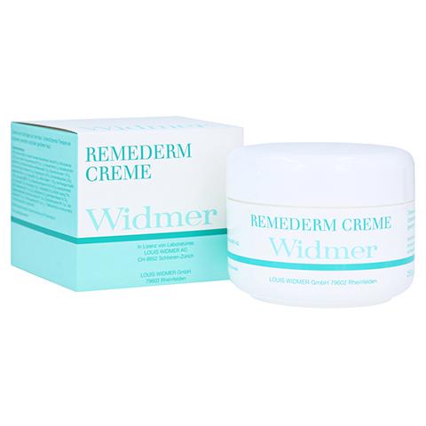 WIDMER Remederm Creme unparfümiert 250 Gramm