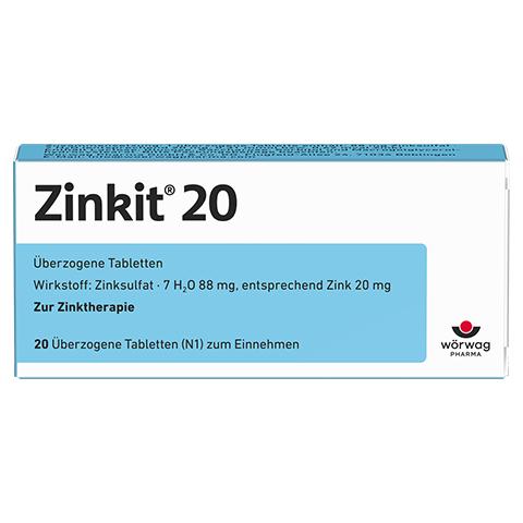 Zinkit 20 20 Stück N1