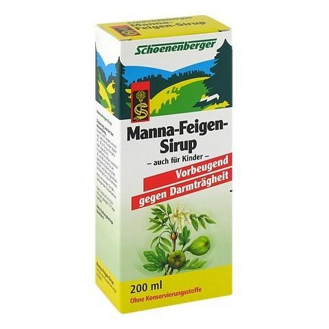 MANNA-FEIGEN-Sirup 200 Milliliter