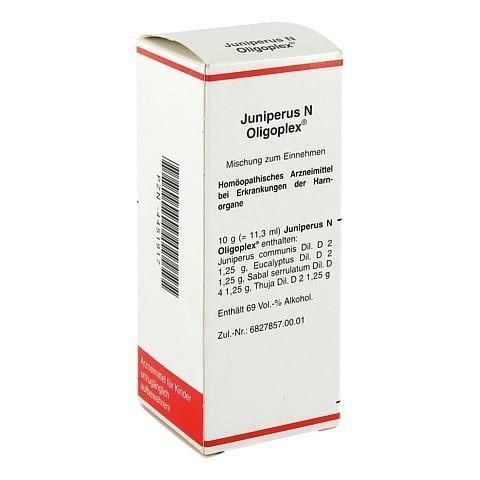 JUNIPERUS N Oligoplex Liquidum 50 Milliliter N1